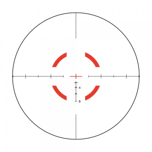 QUICK, ACCURATE RANGING RETICLES