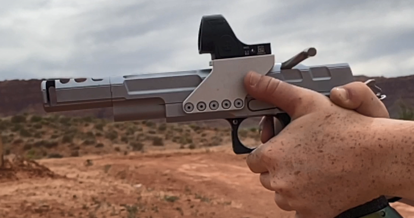 Trijicon Tip: Trigger Pulls with Justine Williams