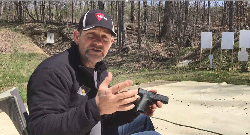 Trijicon Tip: Shooting From A Seated Position with Chris Cerino
