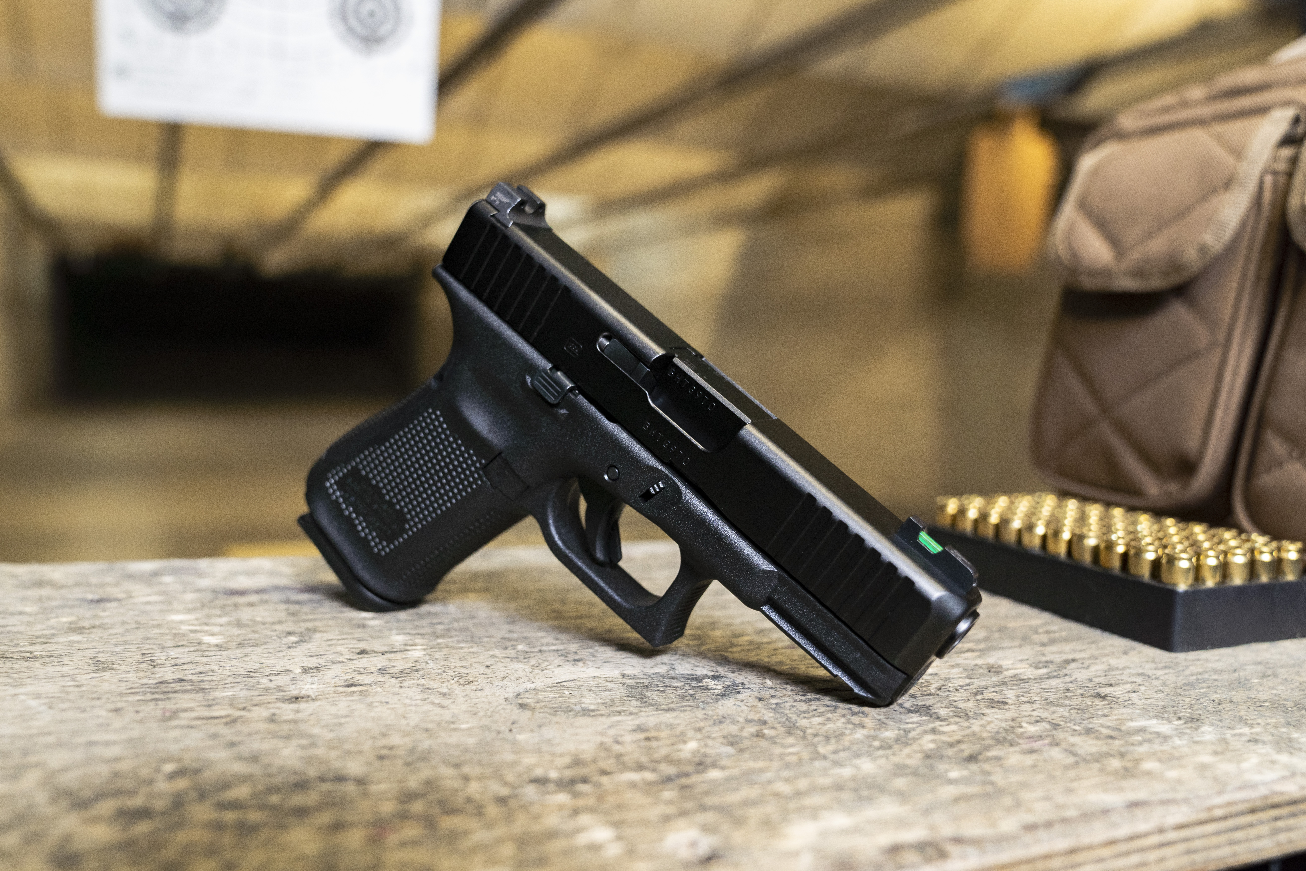 Trijicon®, Inc. Introduces DI™ Night Sights – Featuring Tritium and The Industry's First User-Replaceable Fiber