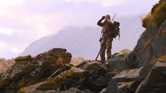 Hunting Alaska with Mike Hanback