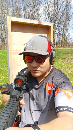 Trijicon Tip: Running an Offset Optic