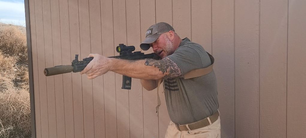 Trijicon Tip: Presenting a Carbine with Lead Faucet Tactical