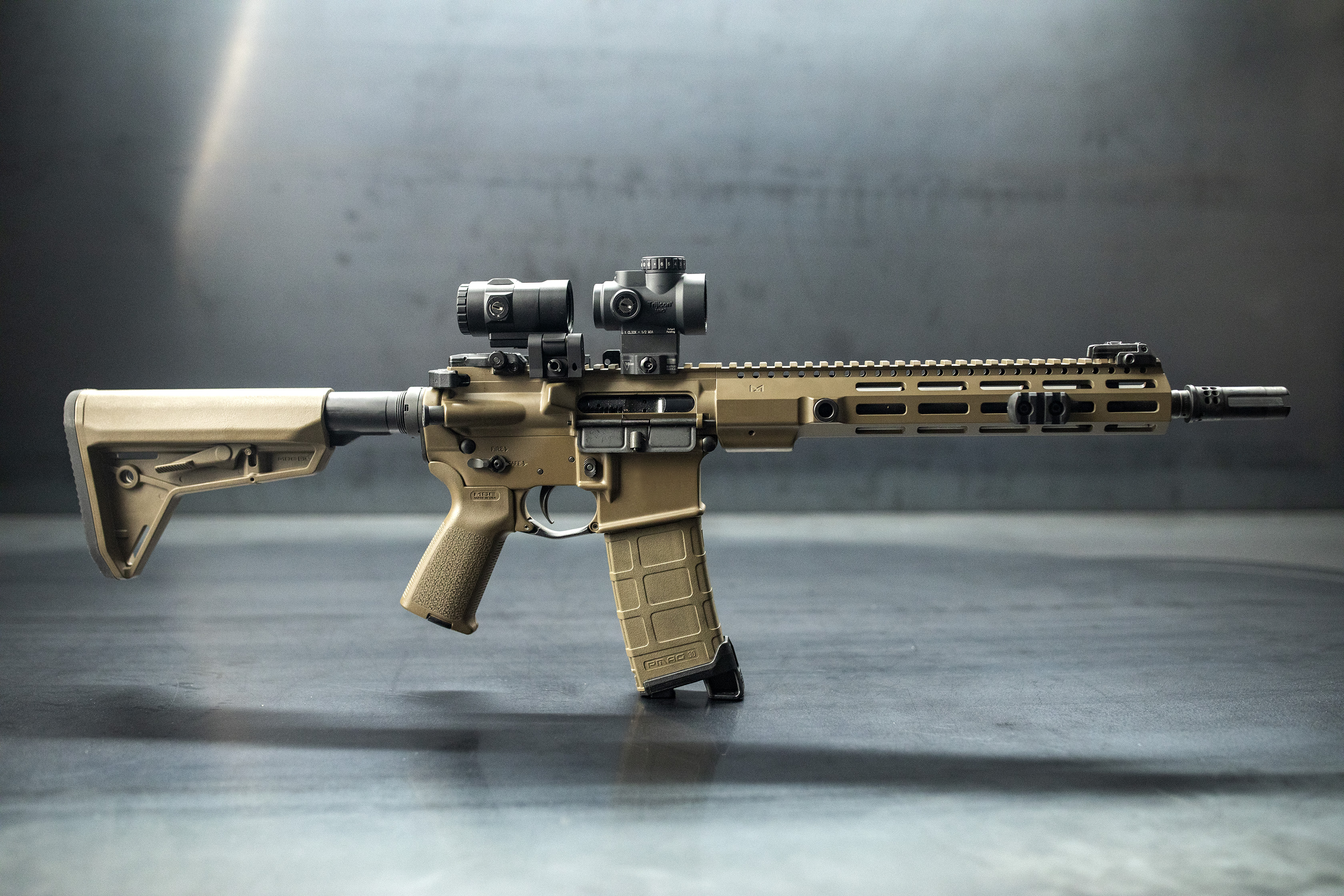Trijicon® Unveils the MRO® HD - Featuring a New Complex Reticle