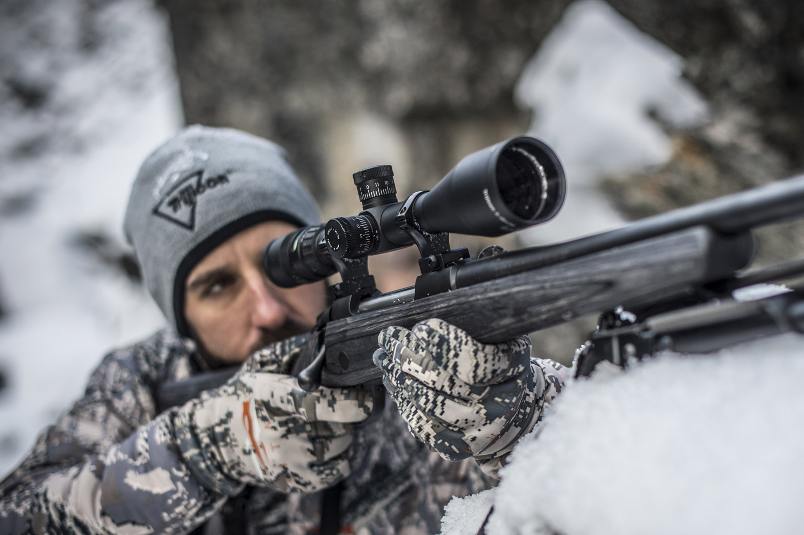 How to Use Trijicon AccuPoint® MIL-Dot Riflescopes