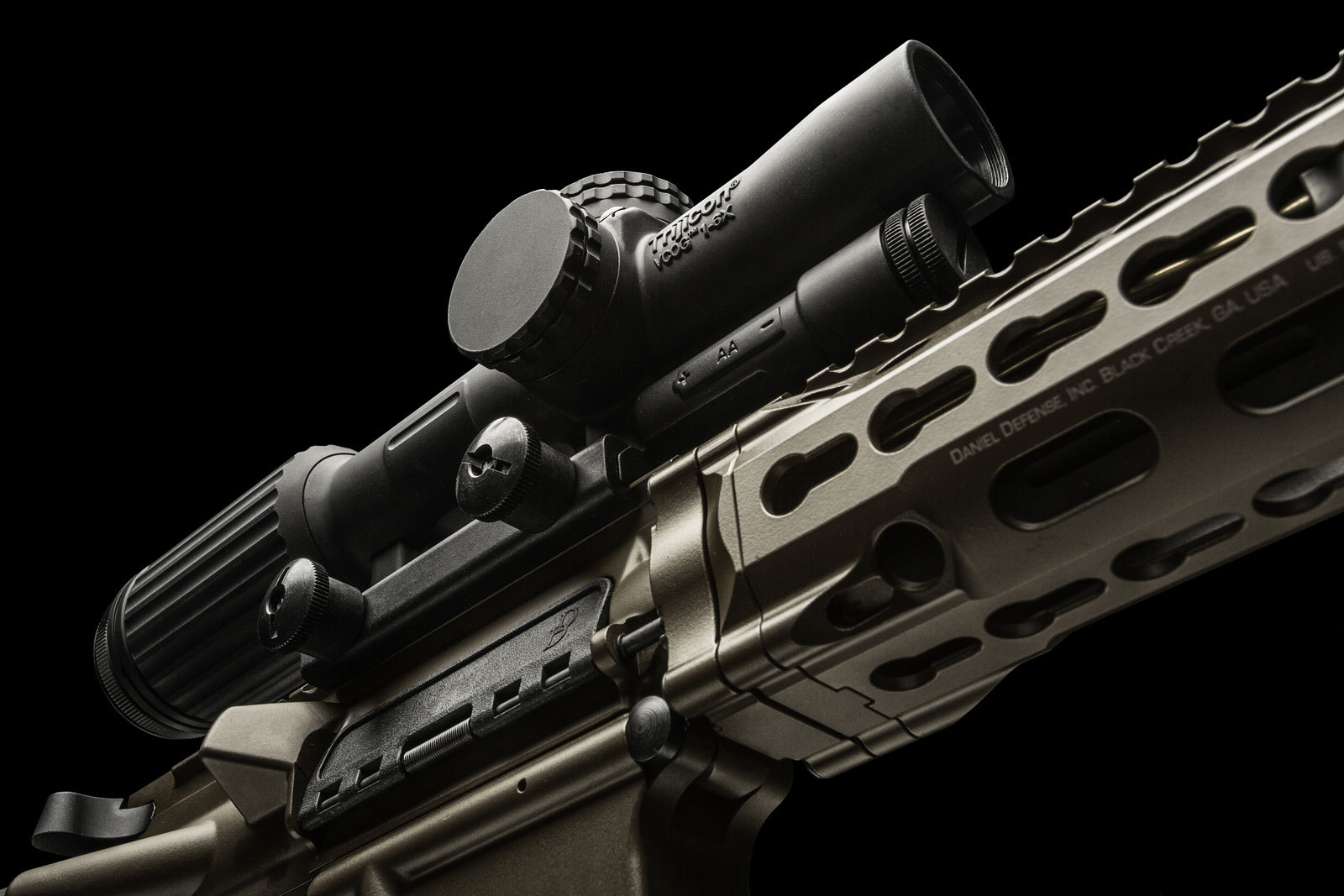Green reticle options added to VCOG® line