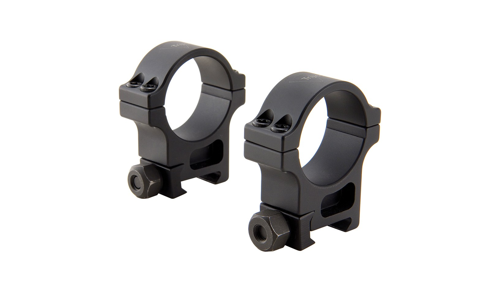 Riflescope 34mm Standard Height Aluminum Rings