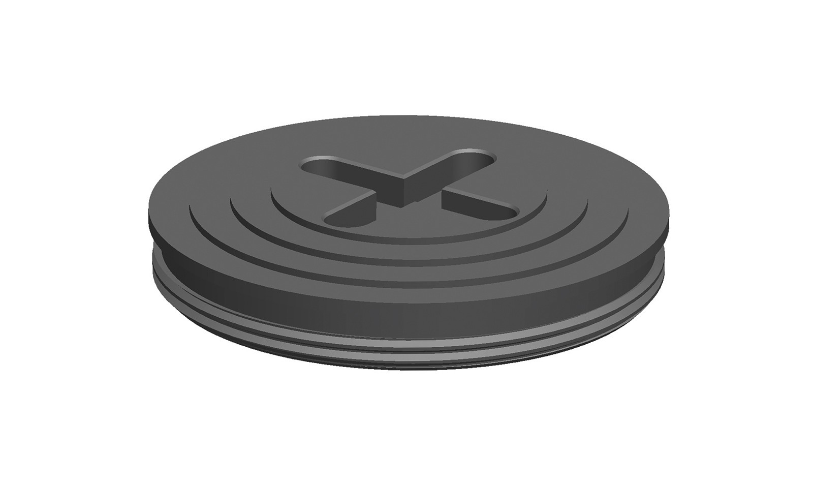Trijicon SRO<sup>®</sup> Replacement Battery Cap