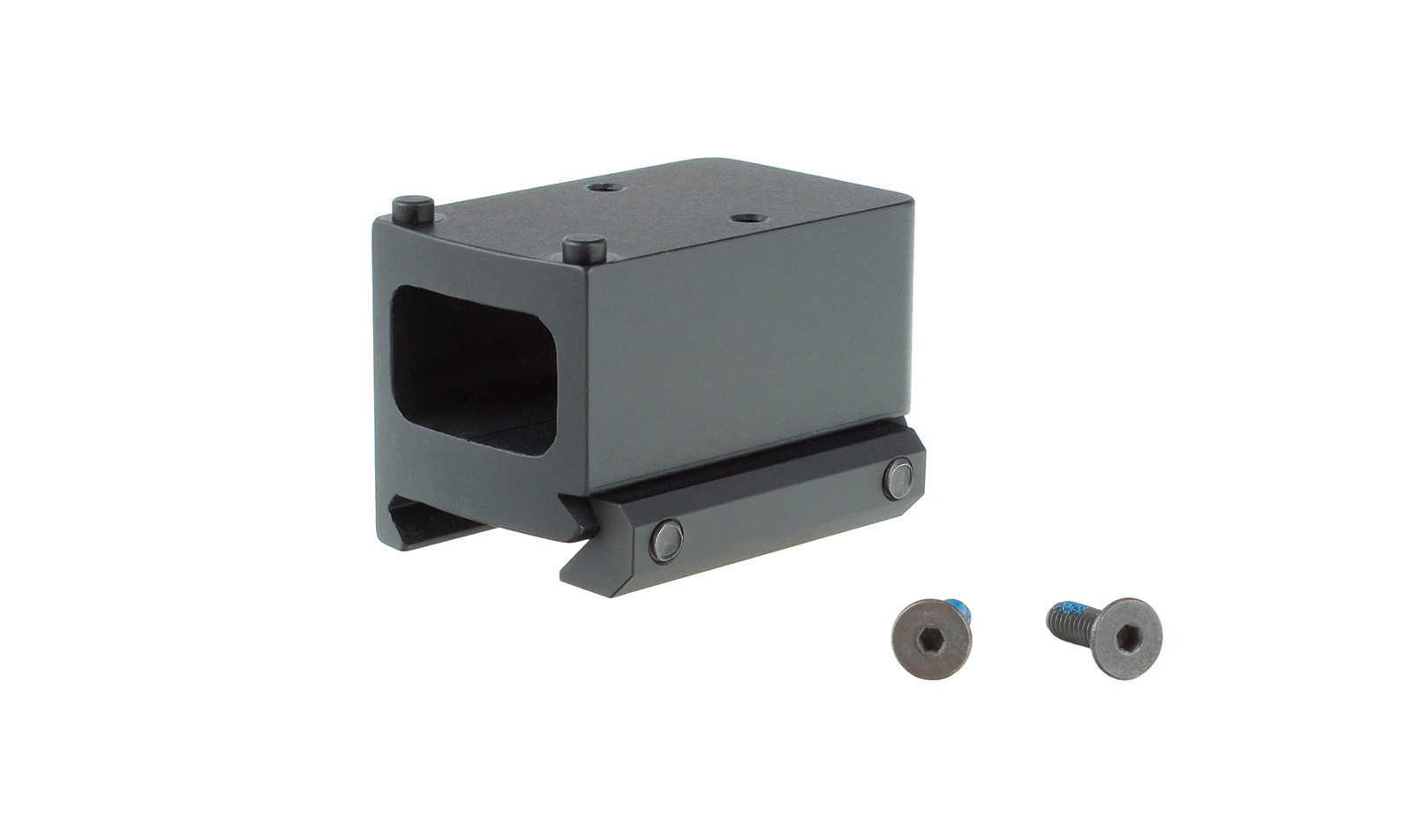 Trijicon® Picatinny Rail Mount Adapter for Trijicon RMR®/ SRO®- Lightweight 1/3 Lower Cowitness