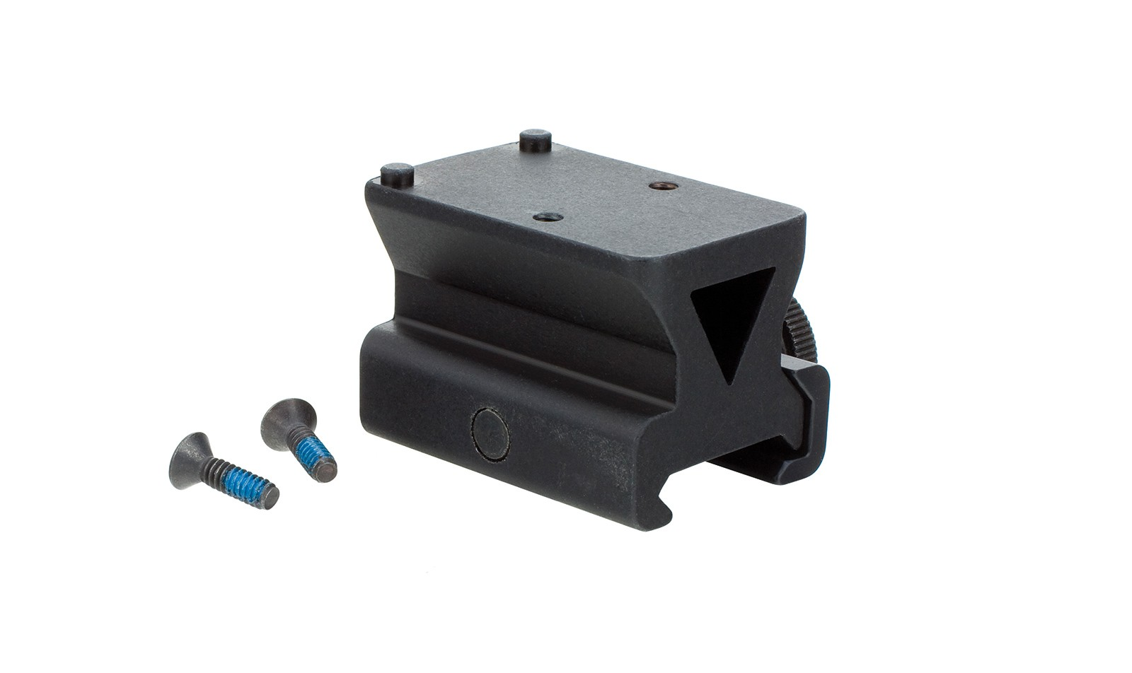 Trijicon® Picatinny Rail Mount Adapter for Trijicon RMR®/SRO® - Colt Thumbscrew 1/3 Lower Cowitness