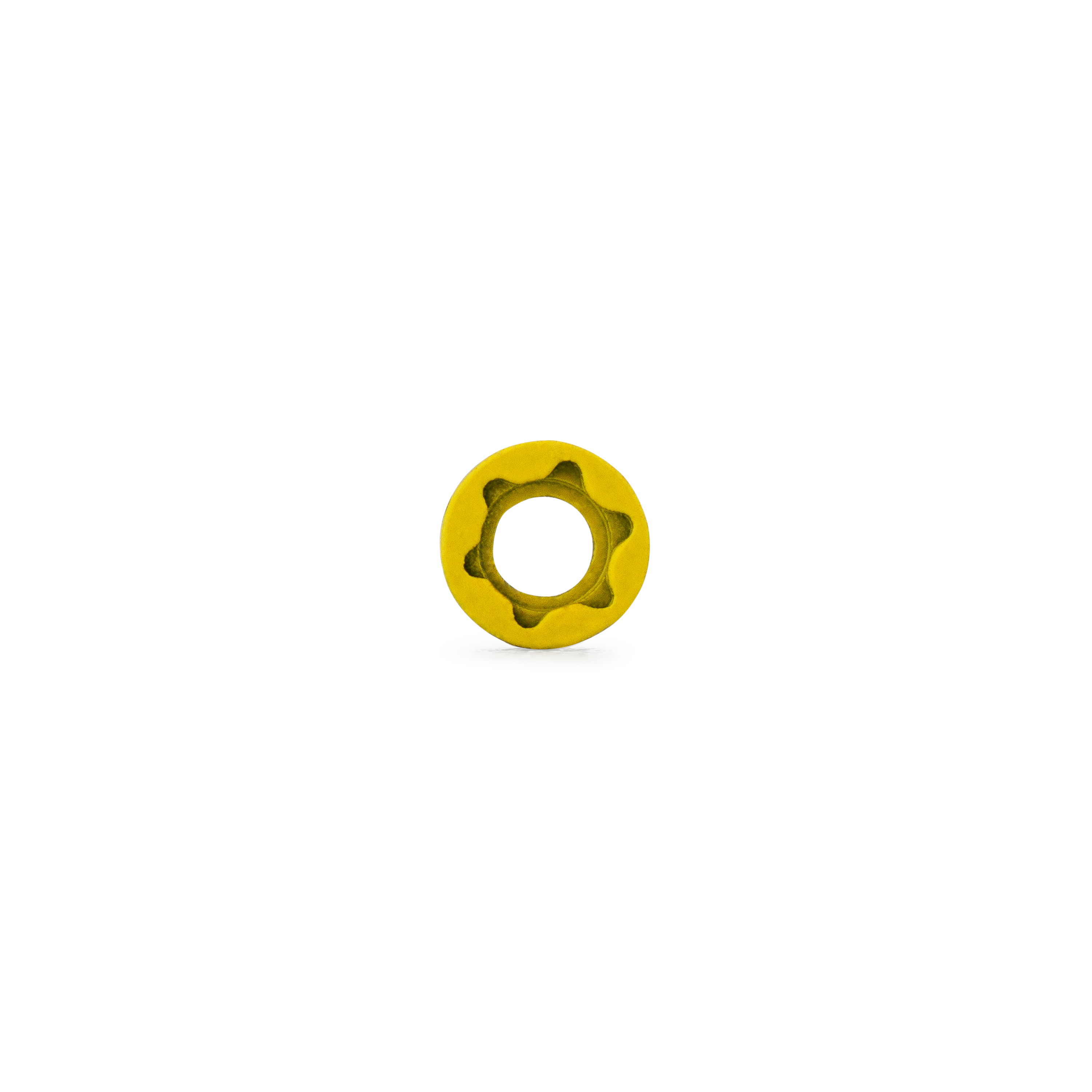 Trijicon DI™ Night Sight Retainer Replacement Pack - Yellow