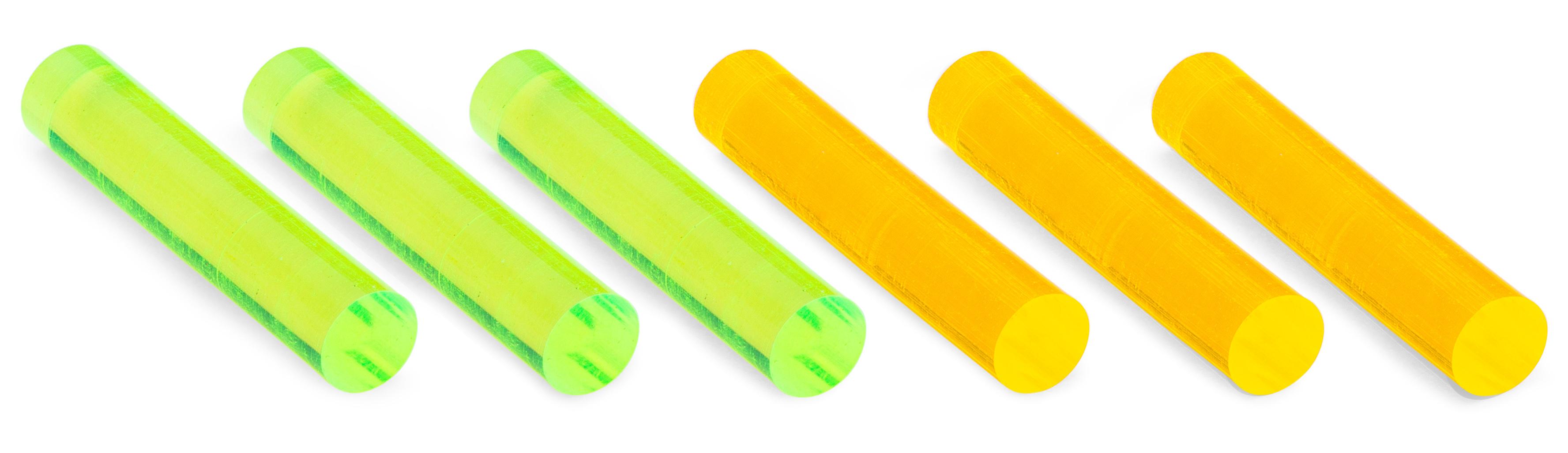 TrijiconDI™ Night Sight Fiber Replacement Pack - MultiColor