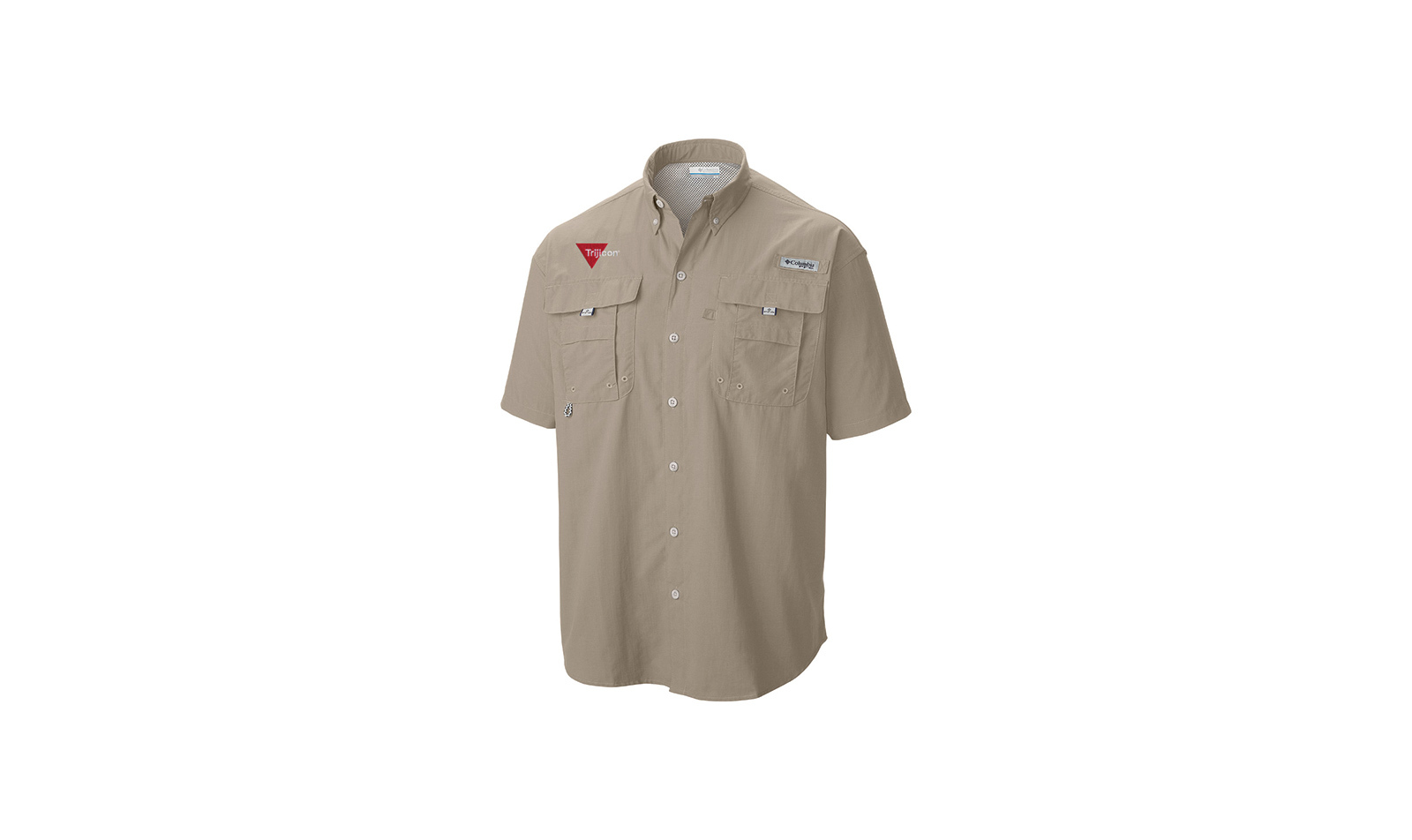 Trijicon<sup>®</sup>  Men's Short Sleeve Button Up - 2X