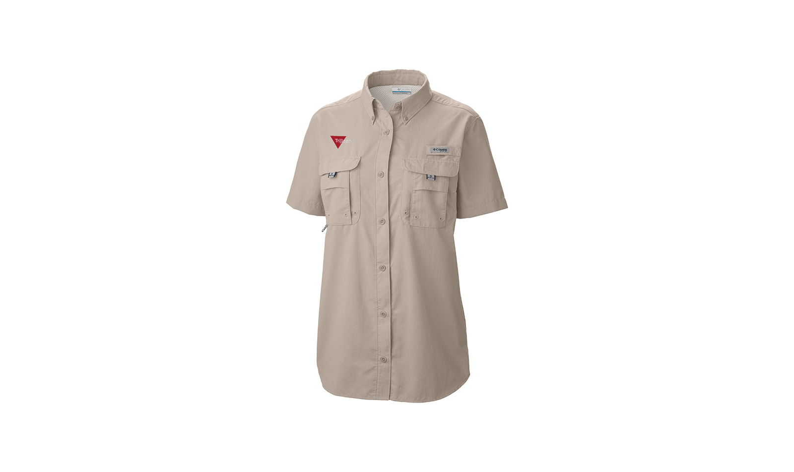 Trijicon<sup>®</sup>  Women's Short Sleeve Button Up - MD