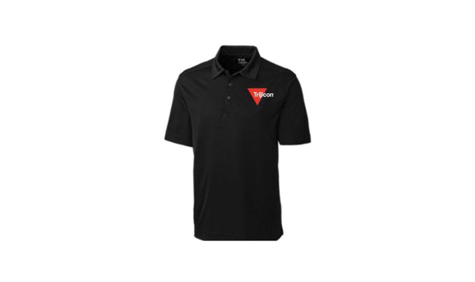 Trijicon<sup>®</sup> Men's Polo - Black - LG