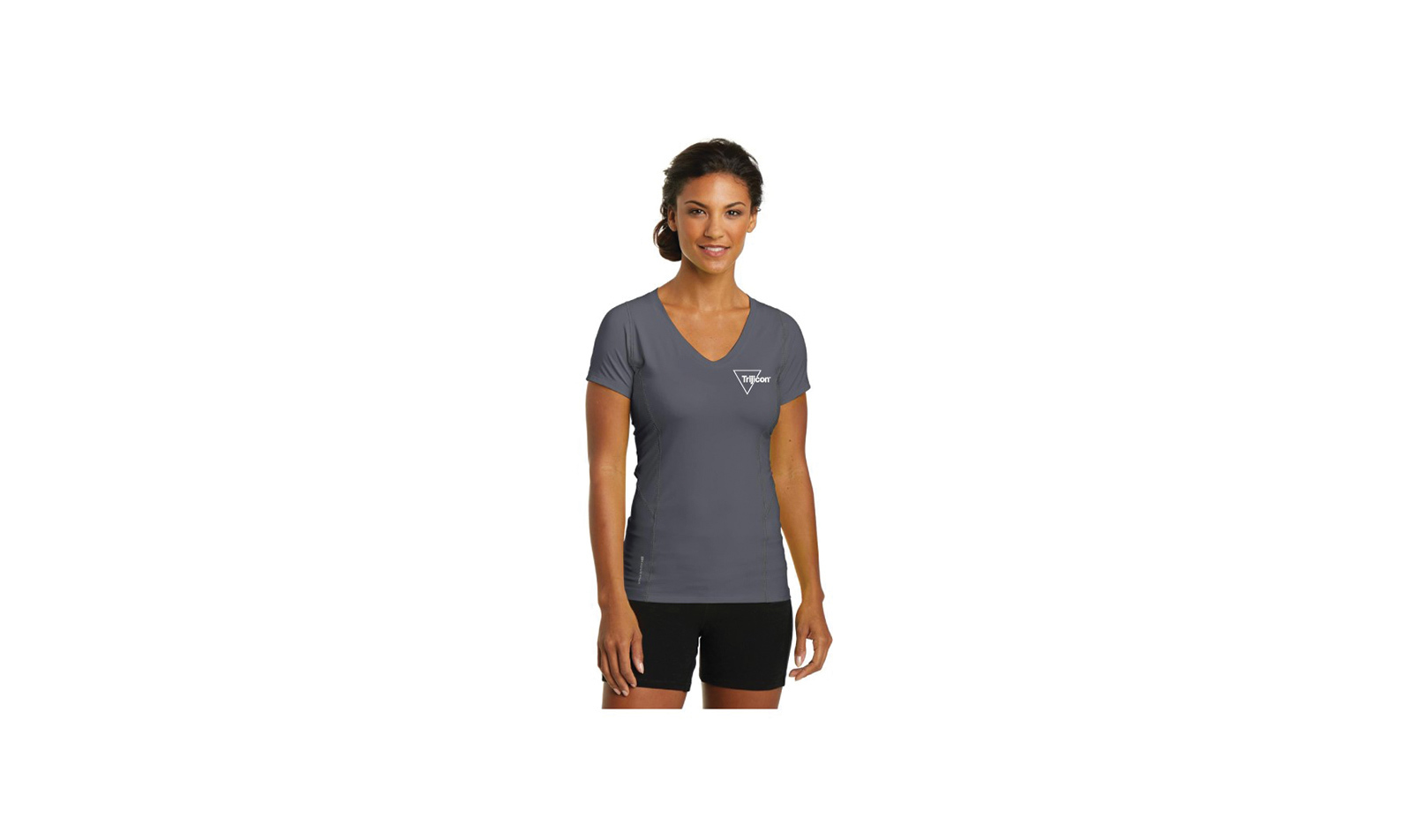 Trijicon<sup>®</sup>  Women's T-Shirt - Gray - 3X