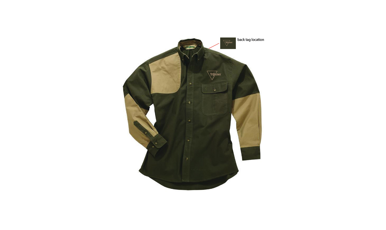 Trijicon<sup>®</sup> Bob Allen  Long Sleeve Hunting Shirt - 4XL