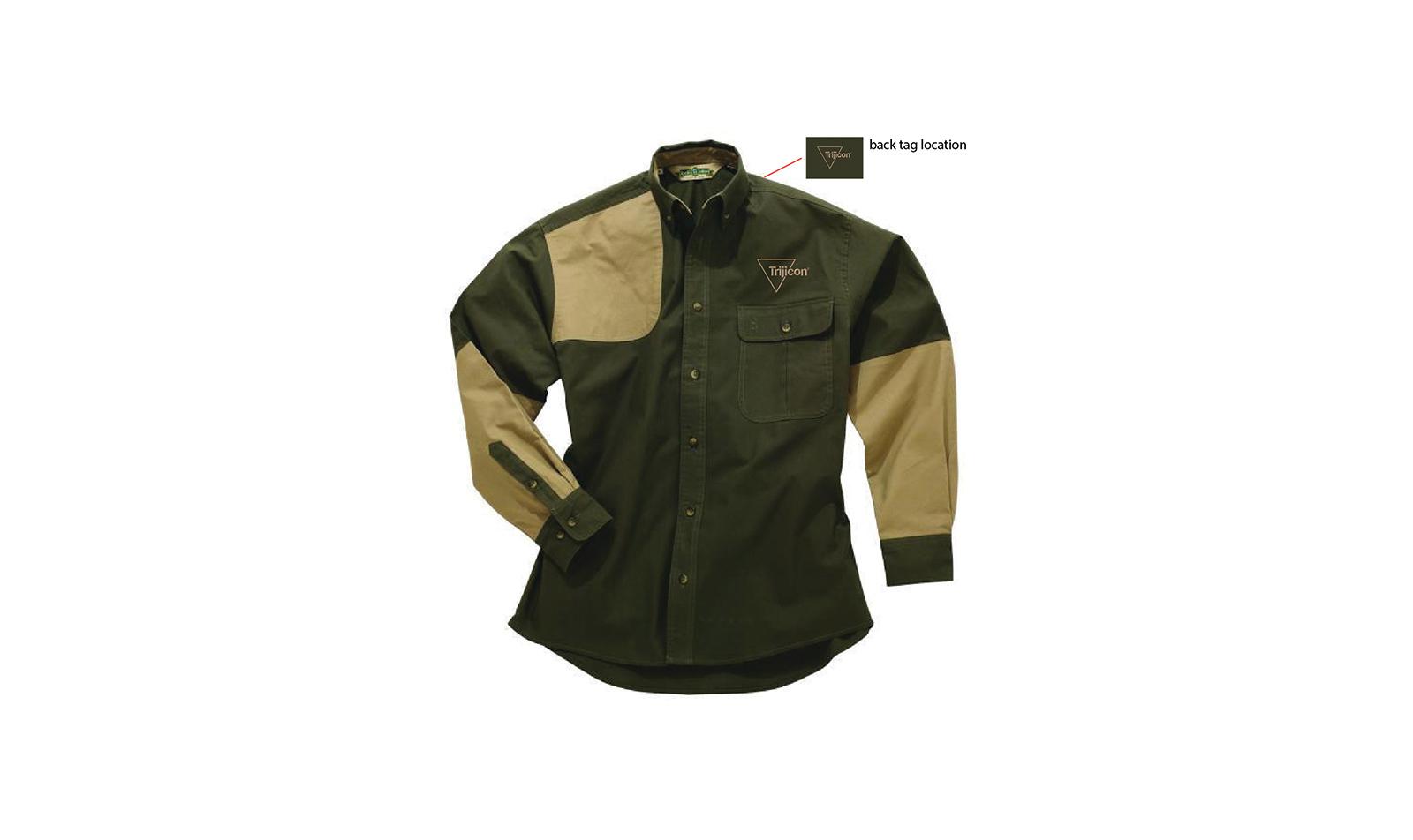 Trijicon<sup>®</sup> Bob Allen  Long Sleeve Hunting Shirt - SM