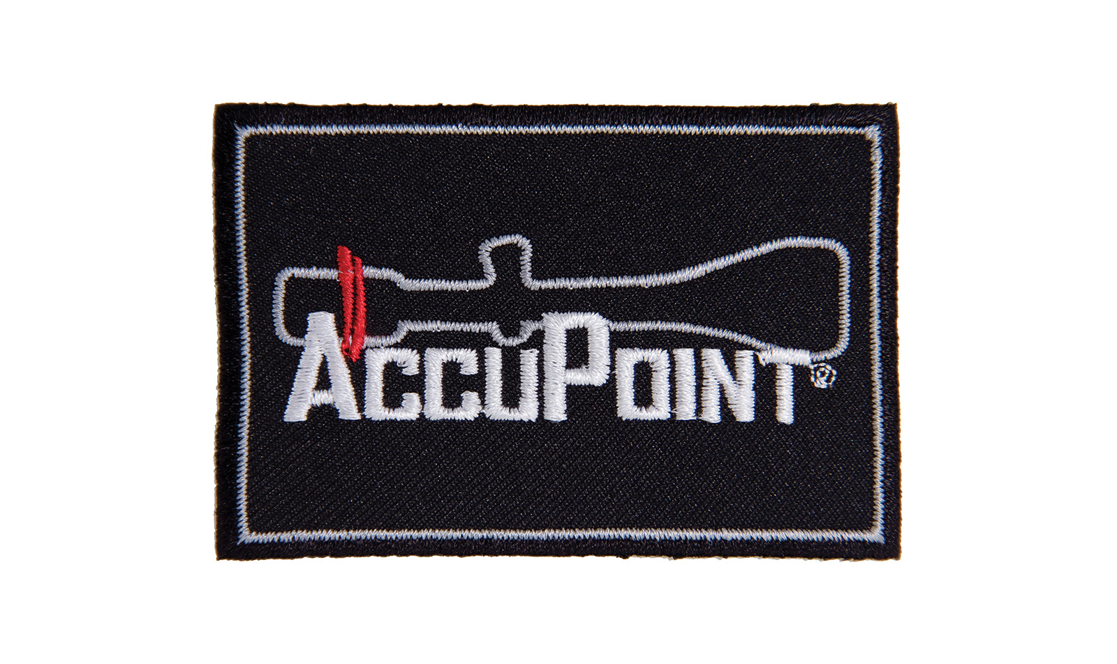 Trijicon AccuPoint<sup>®</sup> Patch - Black