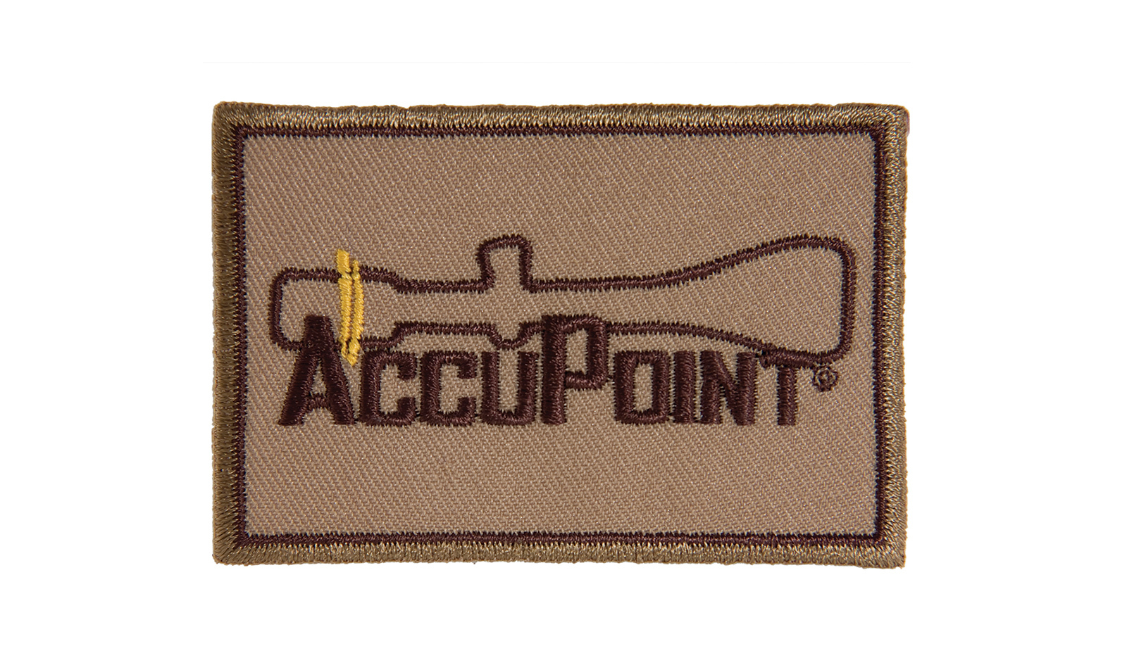 Trijicon AccuPoint<sup>®</sup> Patch - Khaki