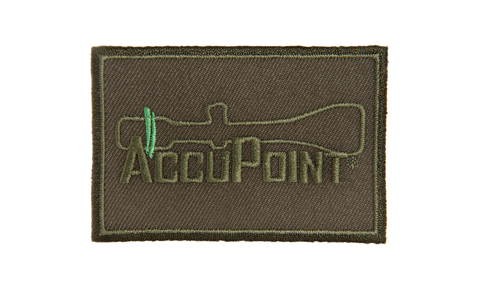 Trijicon AccuPoint<sup>®</sup> Patch - Olive