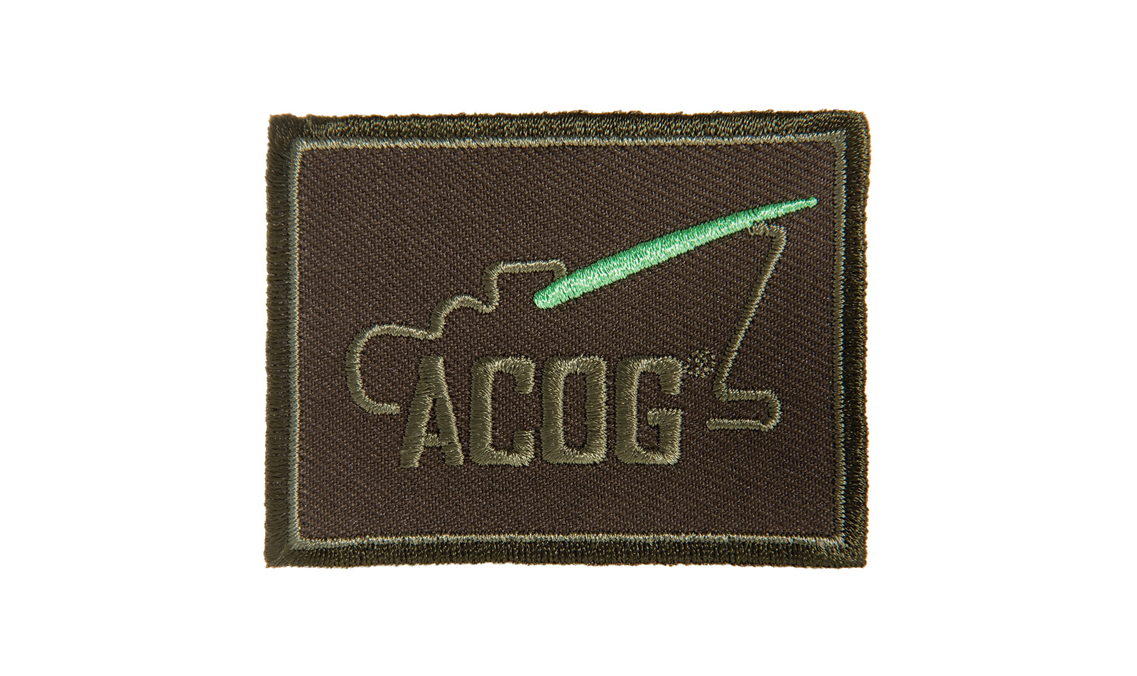 Trijicon<sup>®</sup> ACOG Patch - Green