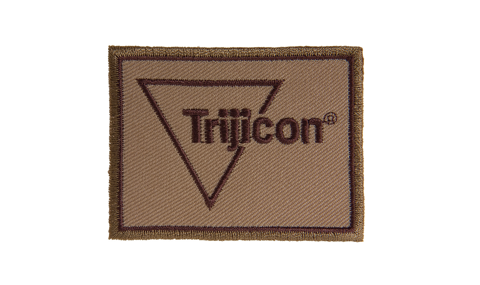 Trijicon<sup>®</sup> Logo  Patch  - Khaki