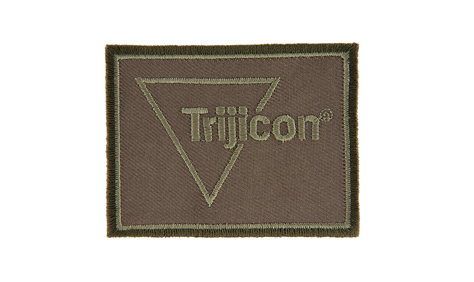 Trijicon<sup>®</sup> Logo  Patch  - Green