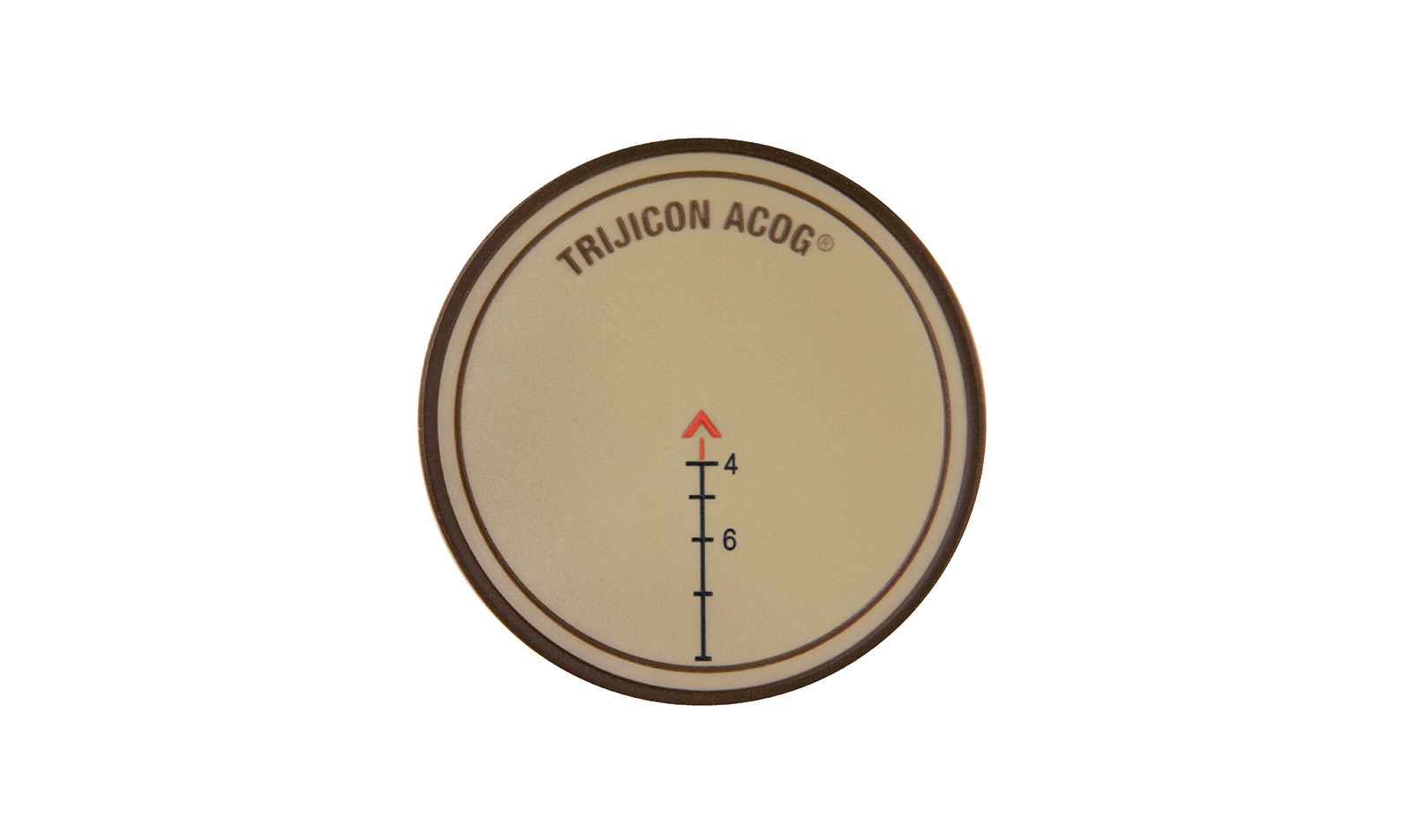 Trijicon ACOG<sup>®</sup> Chevron Reticle Patch