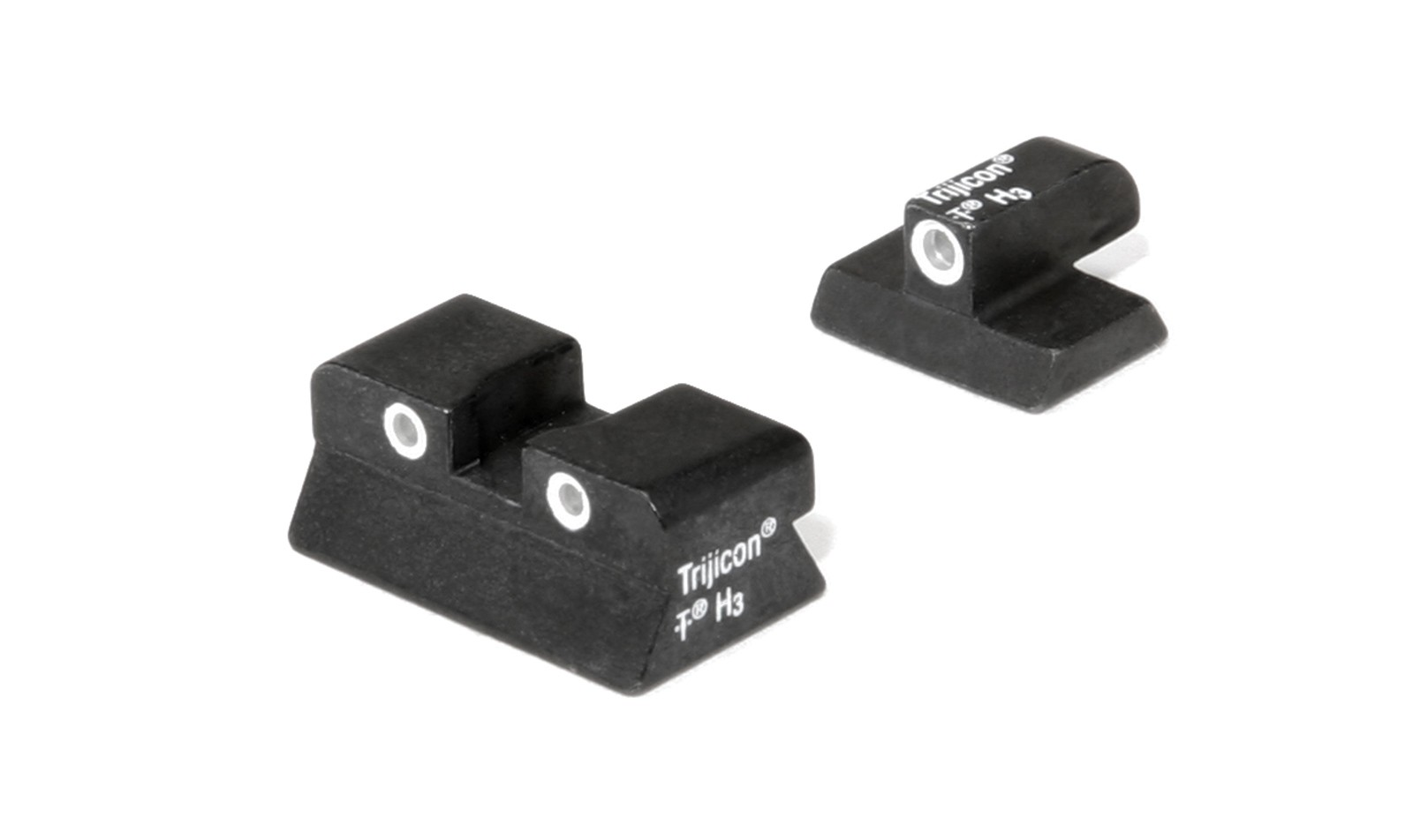 Trijicon Bright & Tough™ Night Sights - Browning Hi-Power