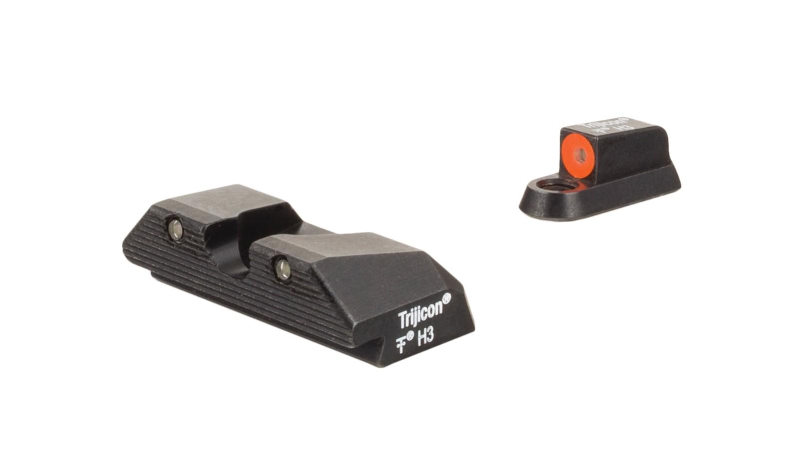 Trijicon HD™ Night Sights —  CZ P-10/P-10C Optics Cut