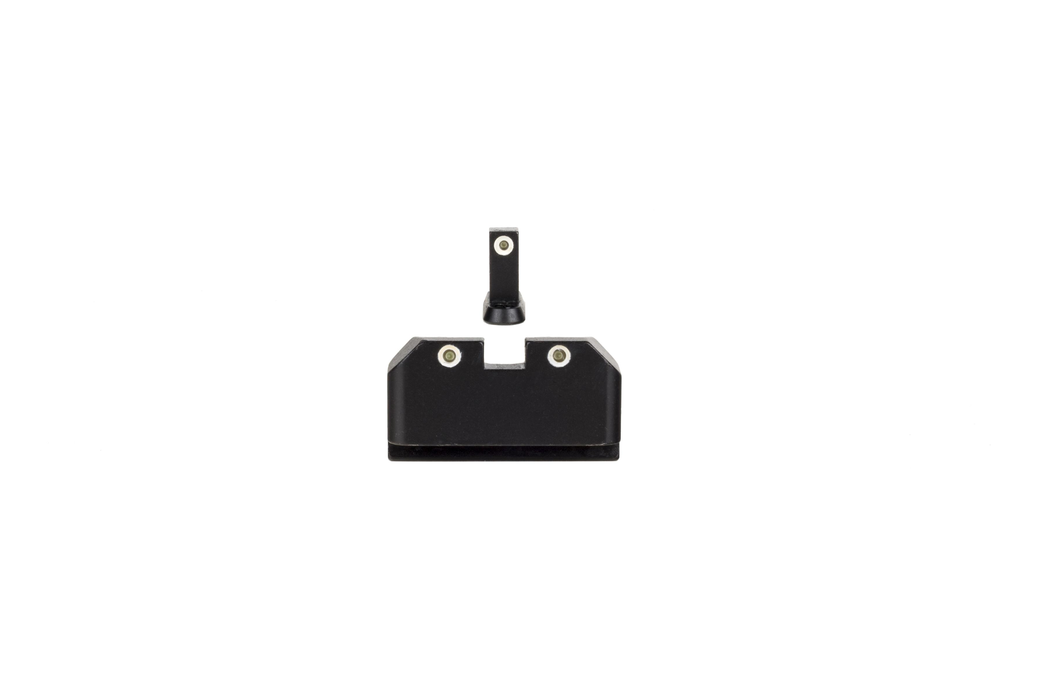 Trijicon Bright & Tough™ Suppressor Sights - CZ P10 / P10C Optics Cut