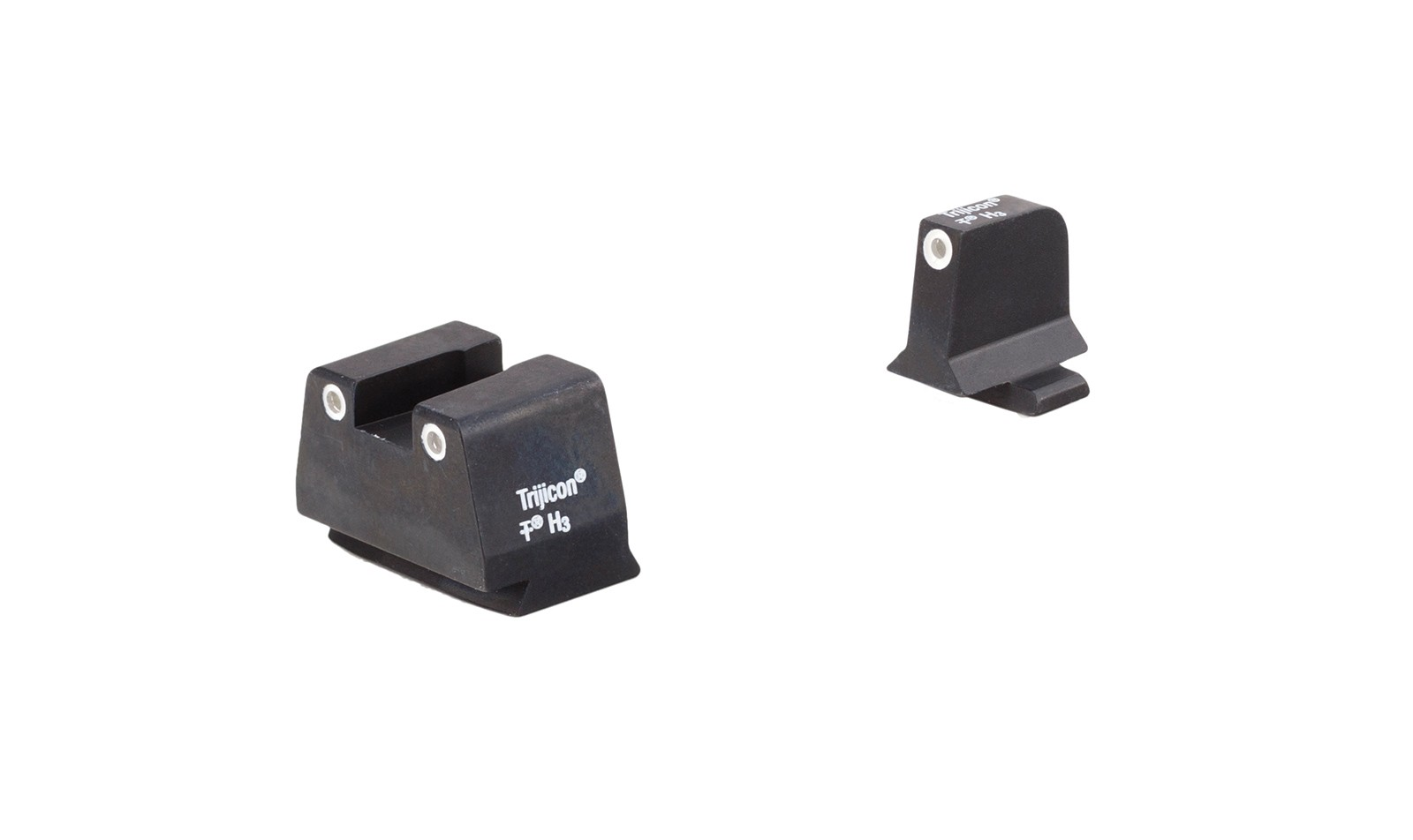 Trijicon Bright & Tough™ Suppressor Night Sights - FNS-40, FNX-40, FNP-40