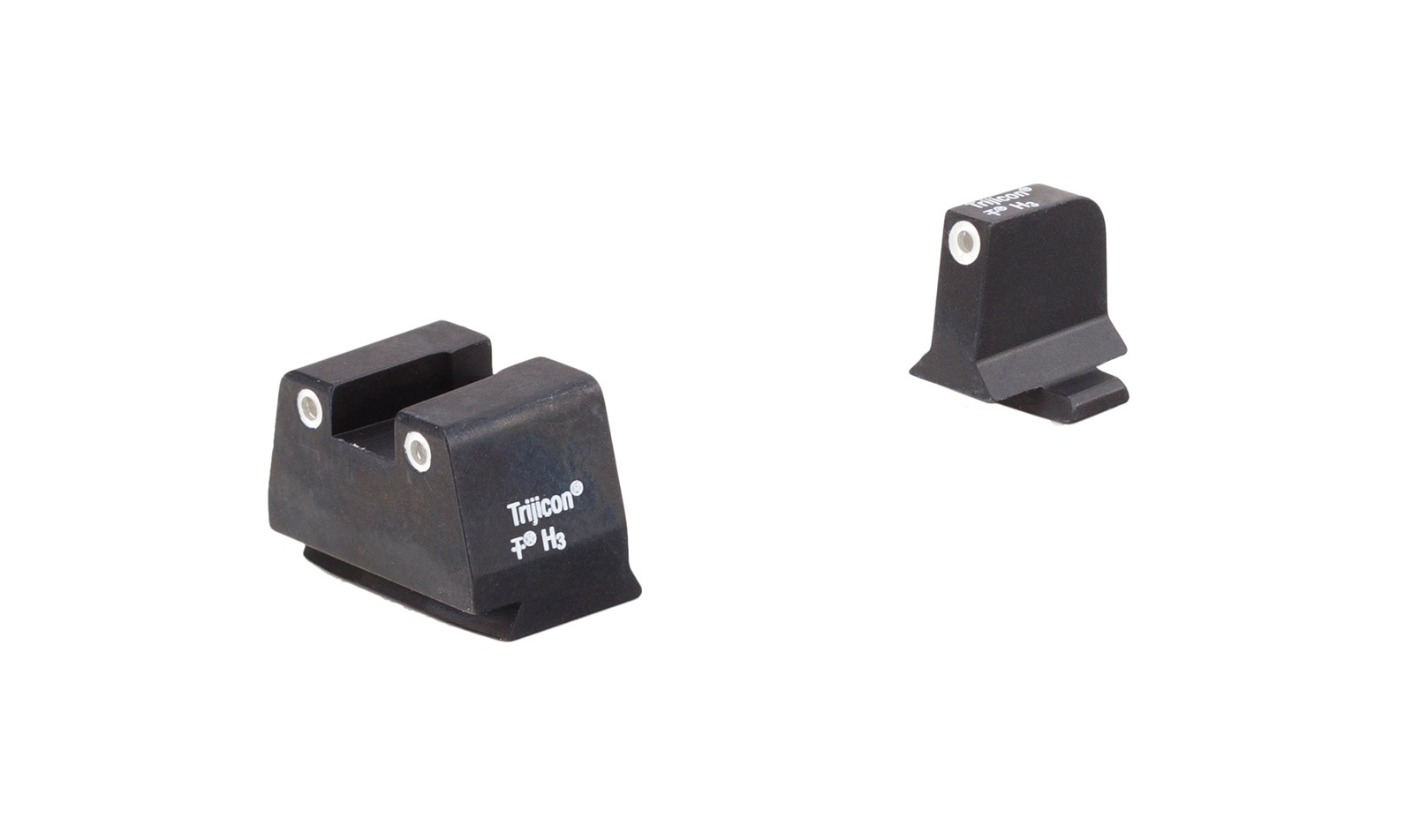 Trijicon Bright & Tough™ Suppressor Night Sights - FNX-45, FNP-45