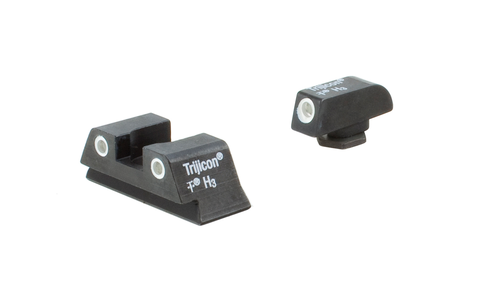 Trijicon Bright & Tough™ Night Sights - Glock Small Frames