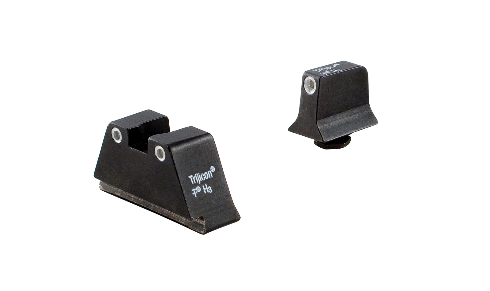 Trijicon Bright & Tough™ Suppressor Sights - Glock Standard Frames