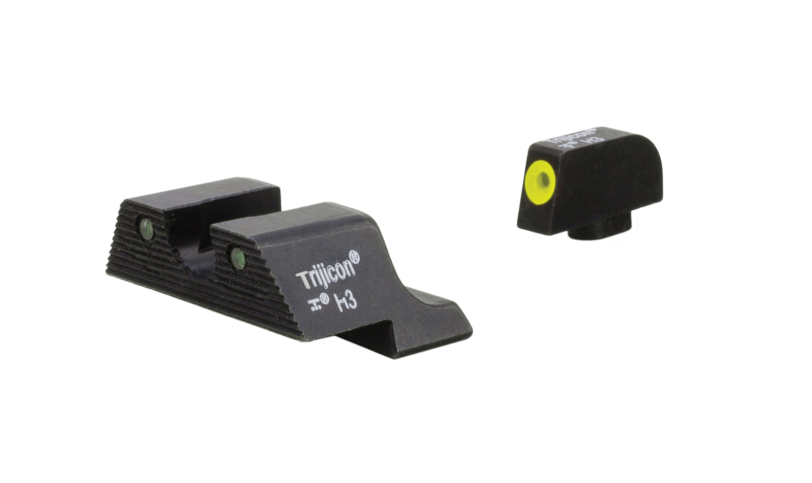 Trijicon HD XR™ Night Sights - Glock Small Frames