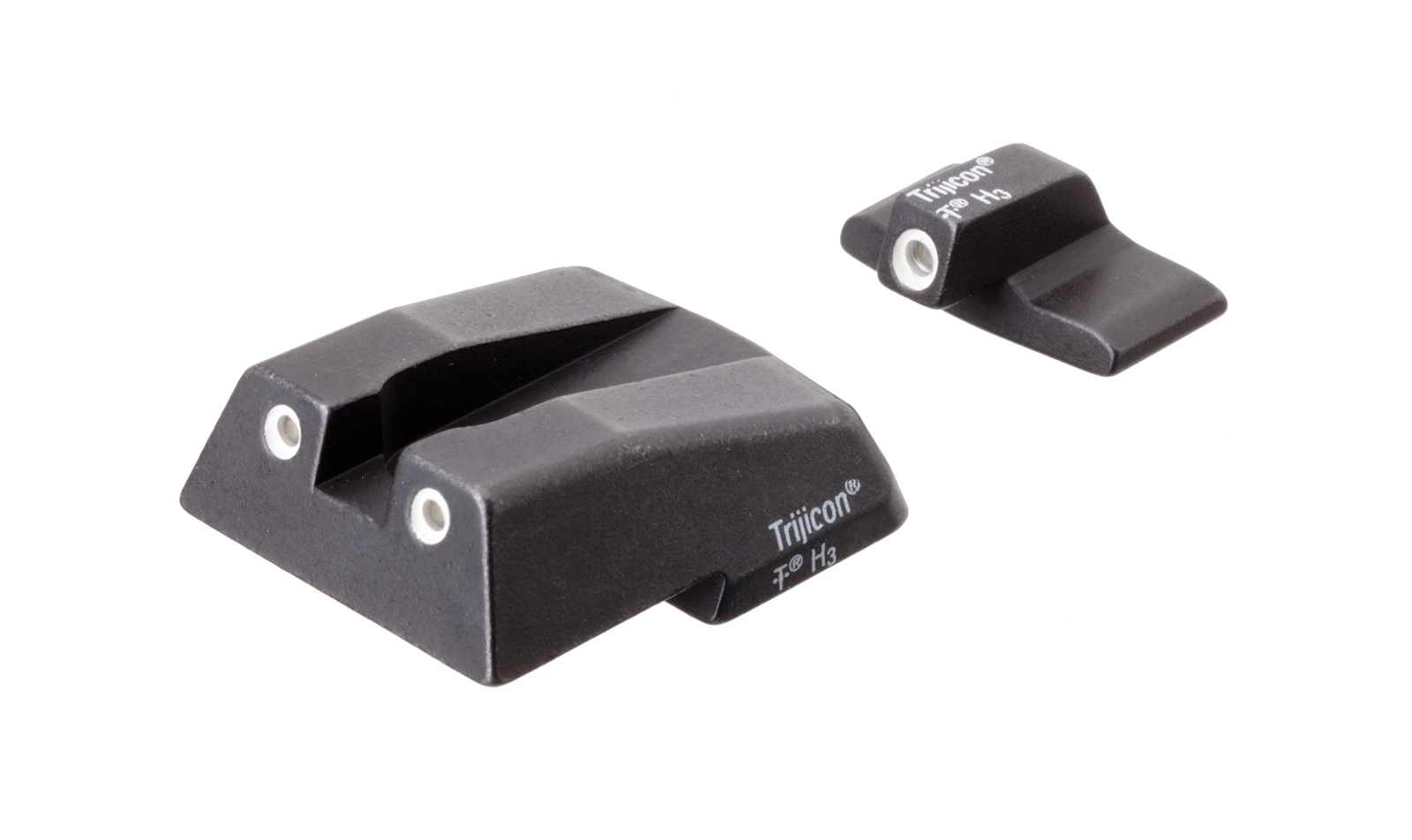 Trijicon Bright & Tough™ Night Sights - H&K .45C, P30, VP9 (Excluding VP9 Optics Ready)