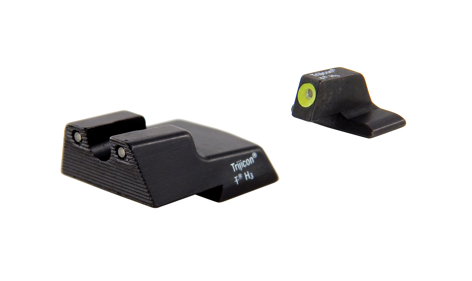 Trijicon HD™ Night Sights - H&K .45C, P30, VP9 (Excluding VP9 Optics Ready)