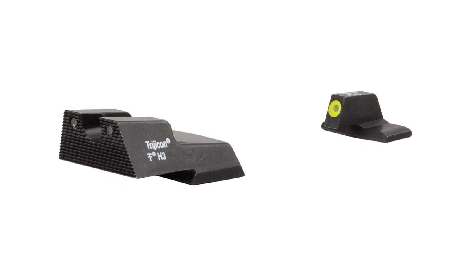 Trijicon HD XR™ Night Sights -  H&K .45C, P30, VP9 (Excluding VP9 Optics Ready)
