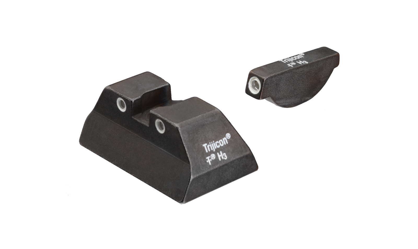 Trijicon Bright & Tough™ Night Sights - Ruger P90, 91, 93, 93c, 95, 97