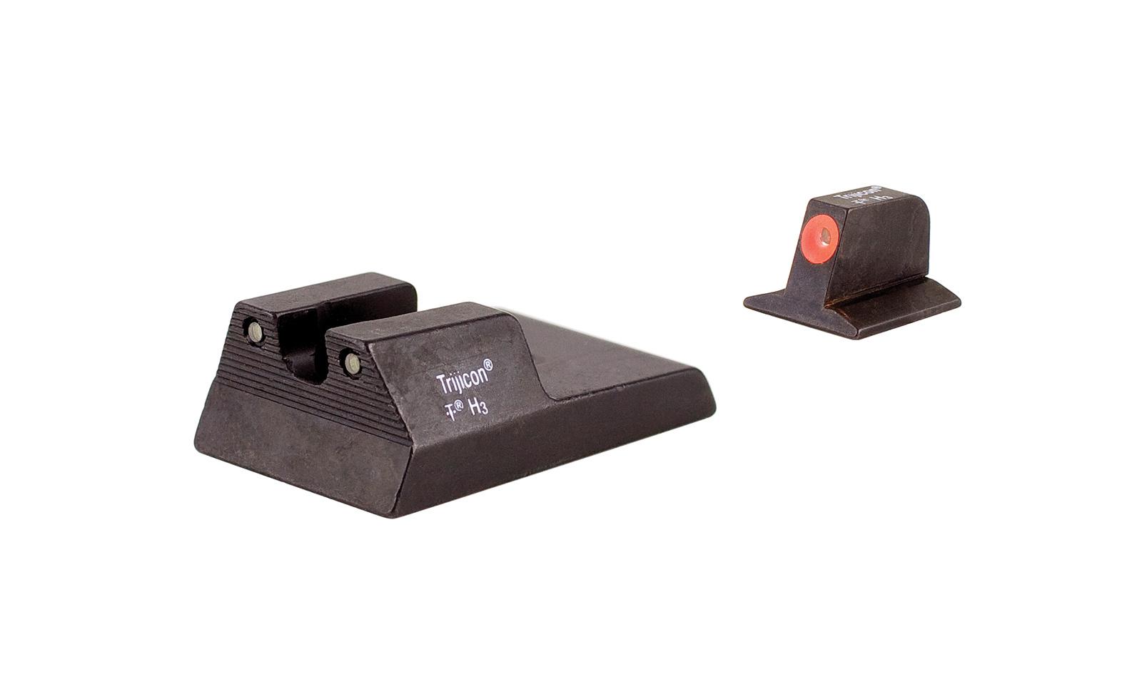 Trijicon HD™ Night Sights - Ruger SR9, SR40, SR40c