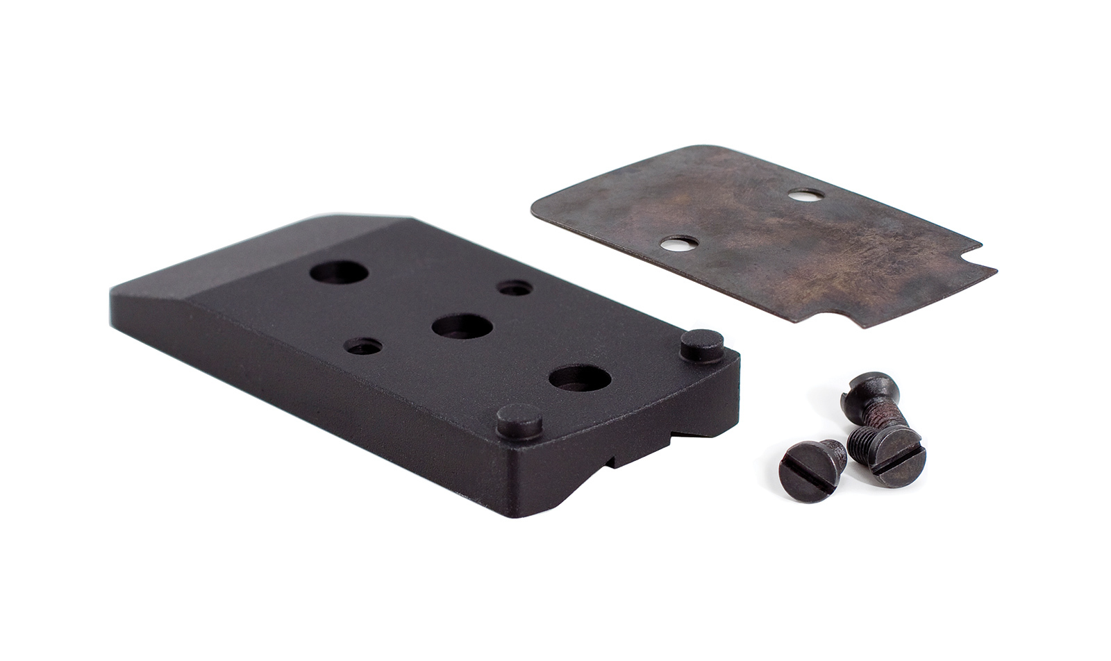 Trijicon RMR®/ SRO® Pistol Mount for Smith & Wesson® 500  (fits Large Frame Revolver)