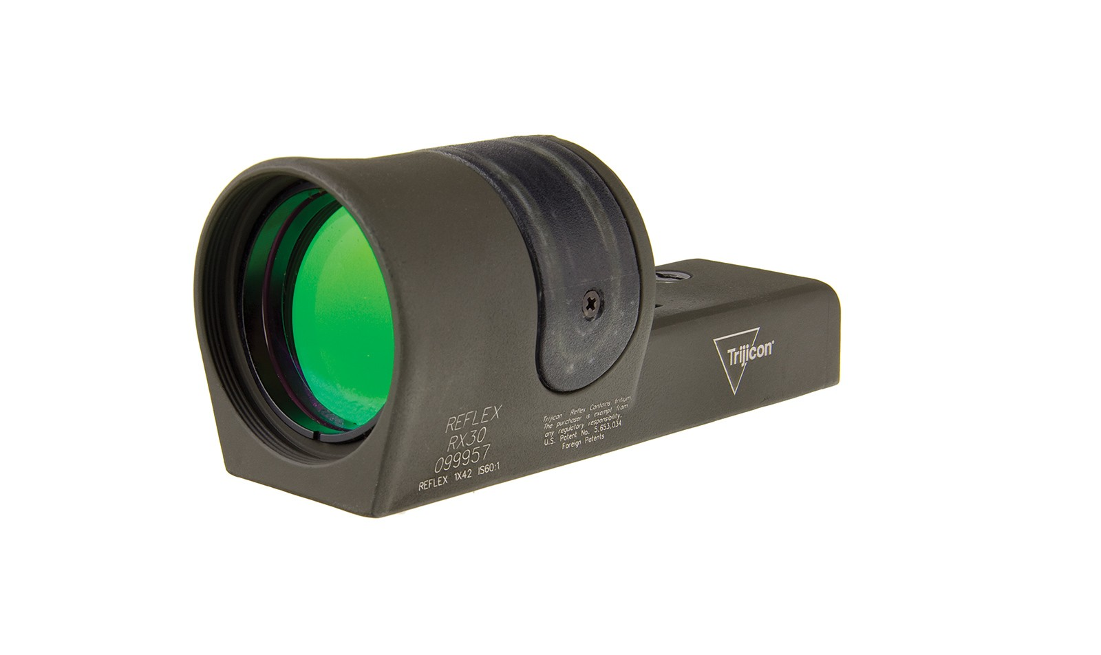 Trijicon® Reflex 1x42 Dual Illuminated Sight  - OD Green