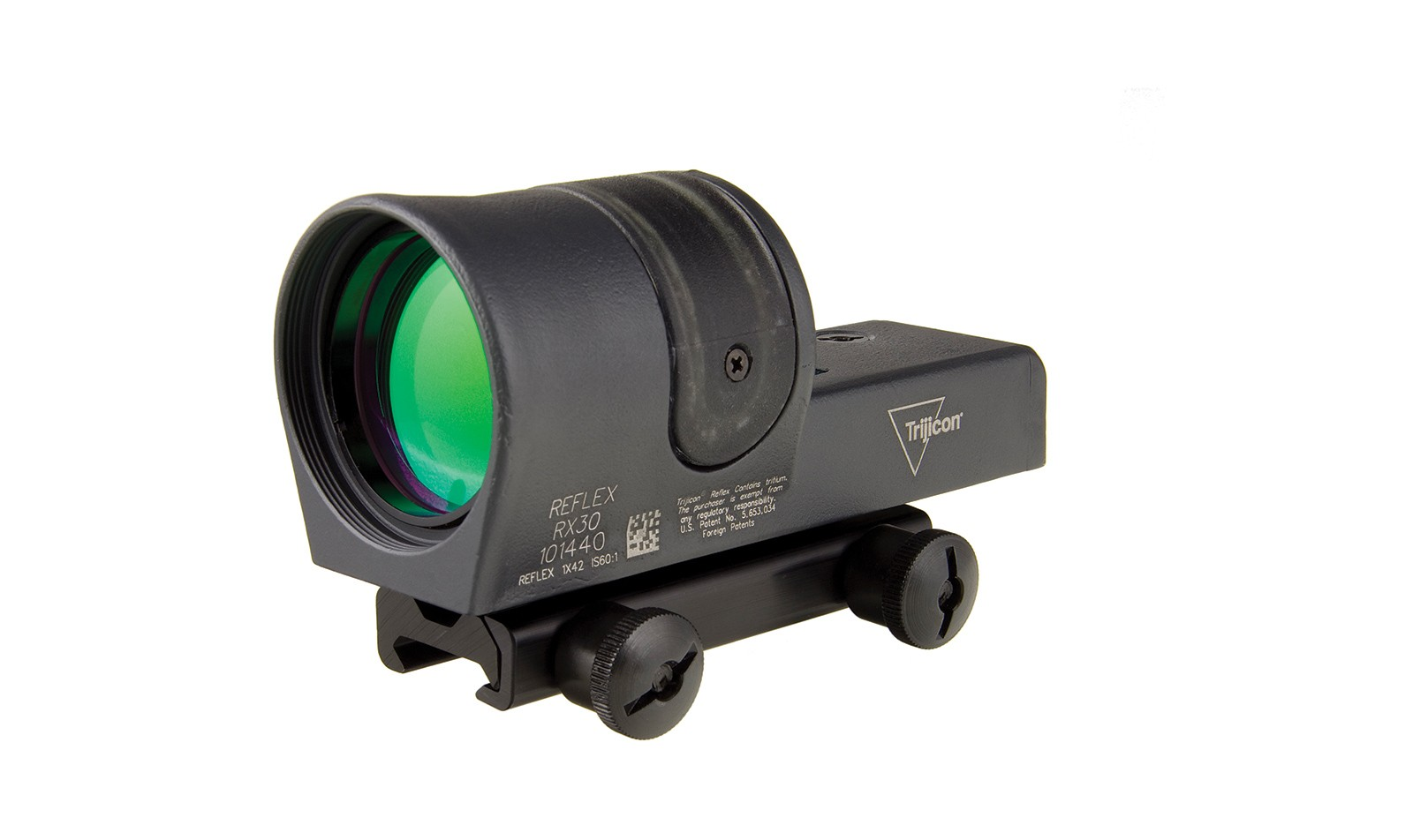Trijicon<sup>®</sup> Reflex 1x42 Dual Illuminated Sight - Sniper Gray