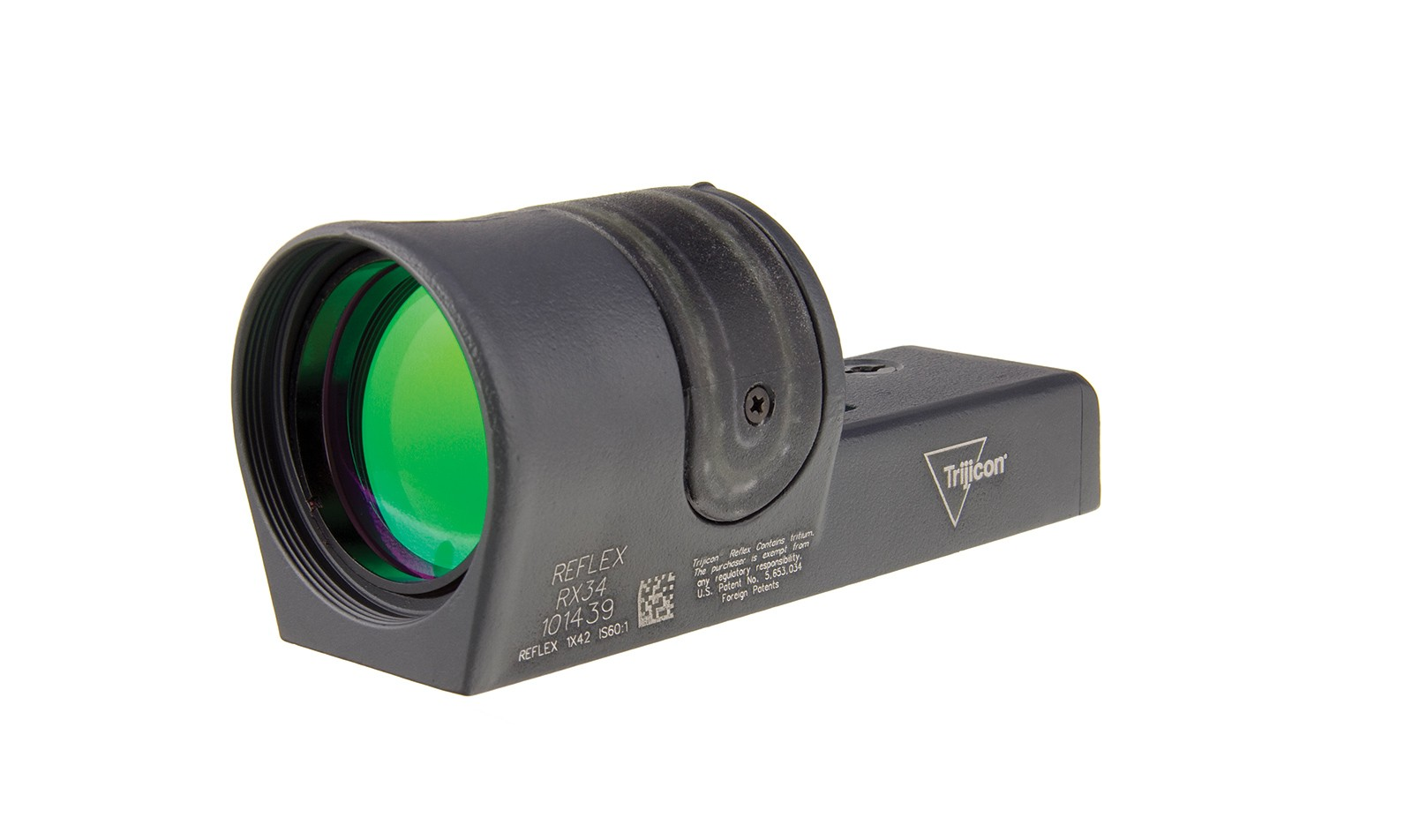 Trijicon® Reflex 1x42 Dual Illuminated Sight - Sniper Gray