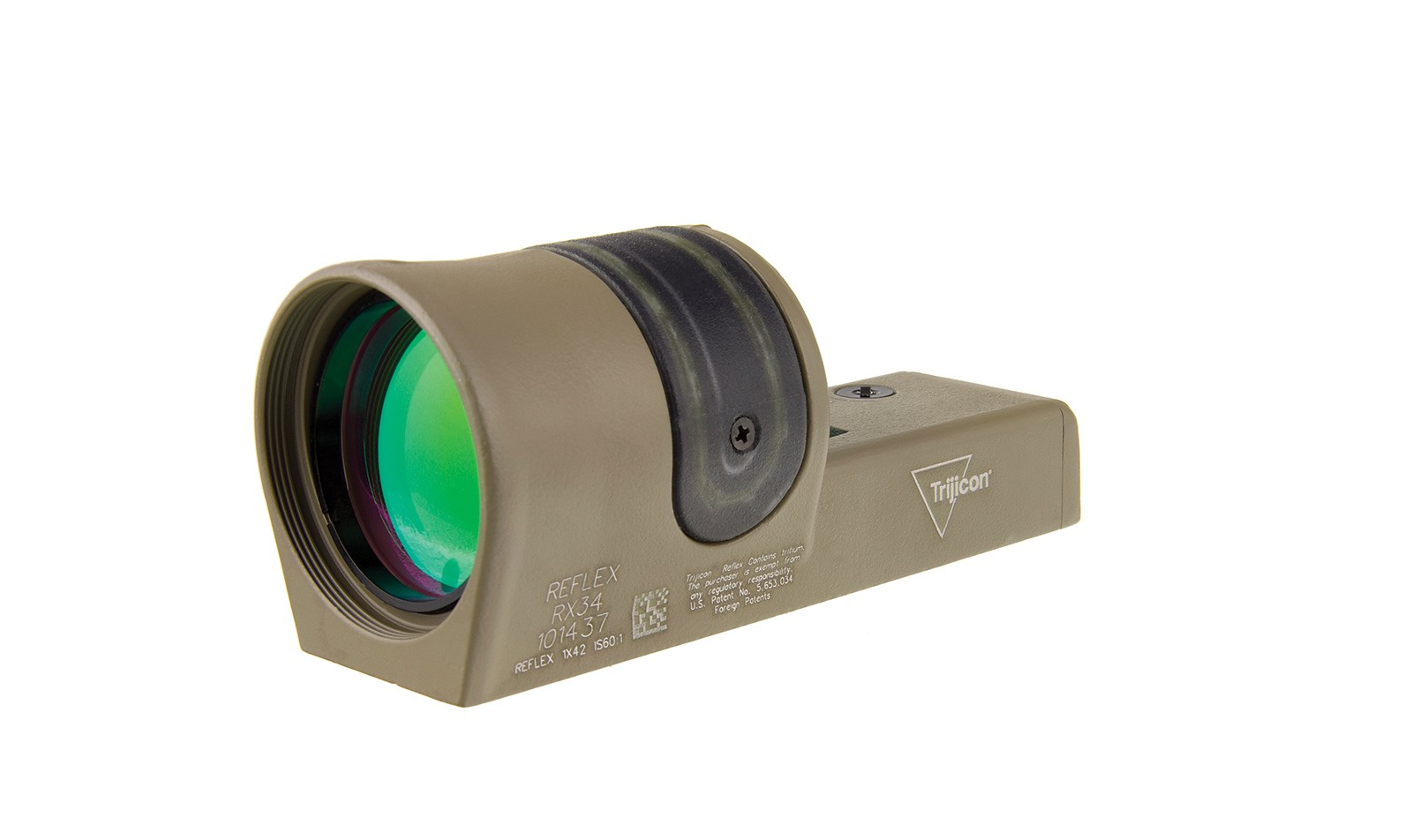 Trijicon® Reflex 1x42 Dual Illuminated Sight - FDE