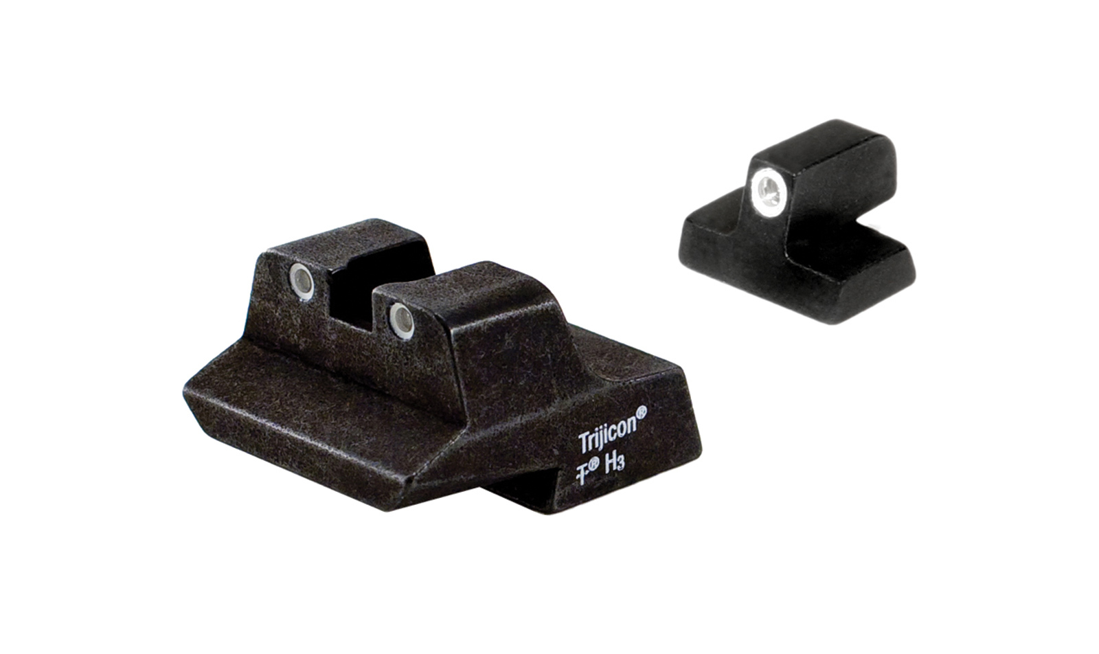 Trijicon Bright & Tought Night Sights - Smith & Wesson 4506, 4526, 4546, 4566, 4576, and 4586