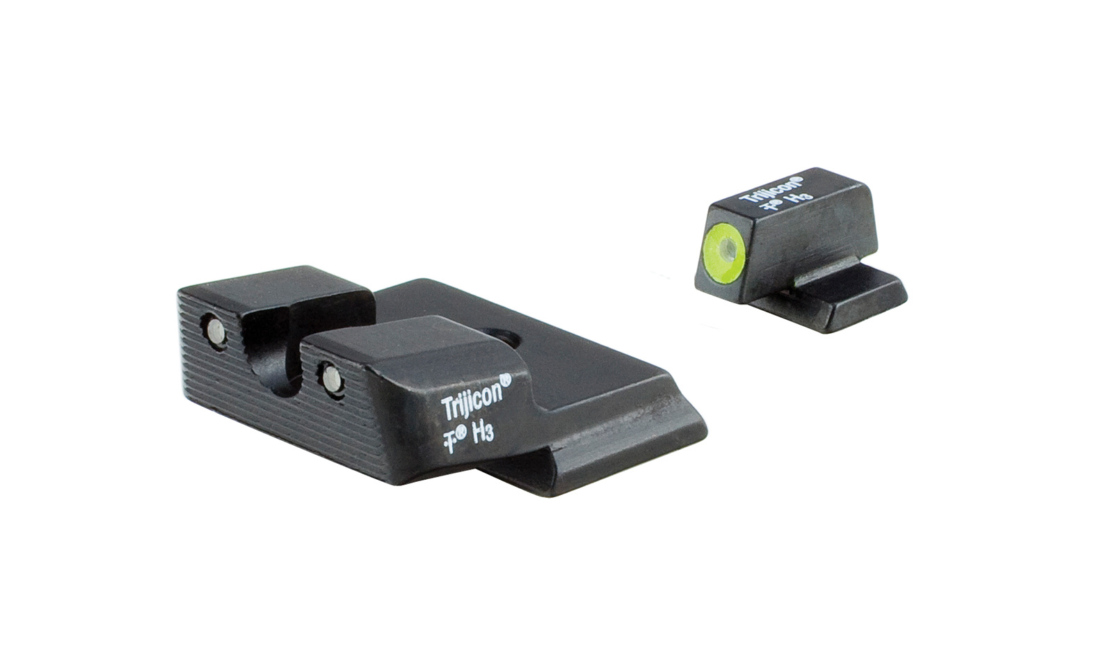 Trijicon HD™ Night Sights - Smith & Wesson  M&P SHIELD / M&P SHIELD 2.0