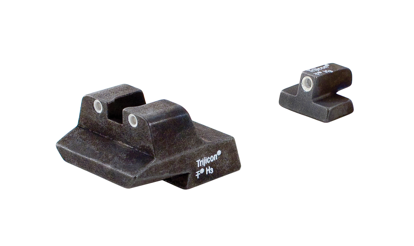 Trijicon Bright & Tought Night Sights - Smith & Wesson 1006, 1066, 1076, 1086, 4013/TSW, 4014, 4053, 4054, & 4553TSW